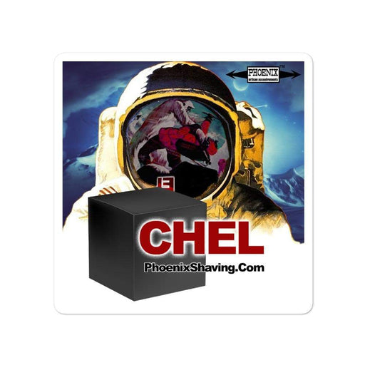 CHEL Vinyl Sticker | Available in 3 Sizes! - Phoenix Artisan Accoutrements
