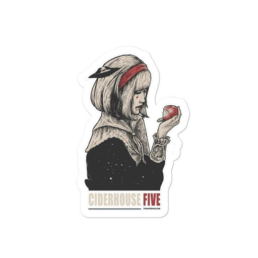 Ciderhouse 5 Bubble-Free Stickers | Available in 3 Sizes - Phoenix Artisan Accoutrements