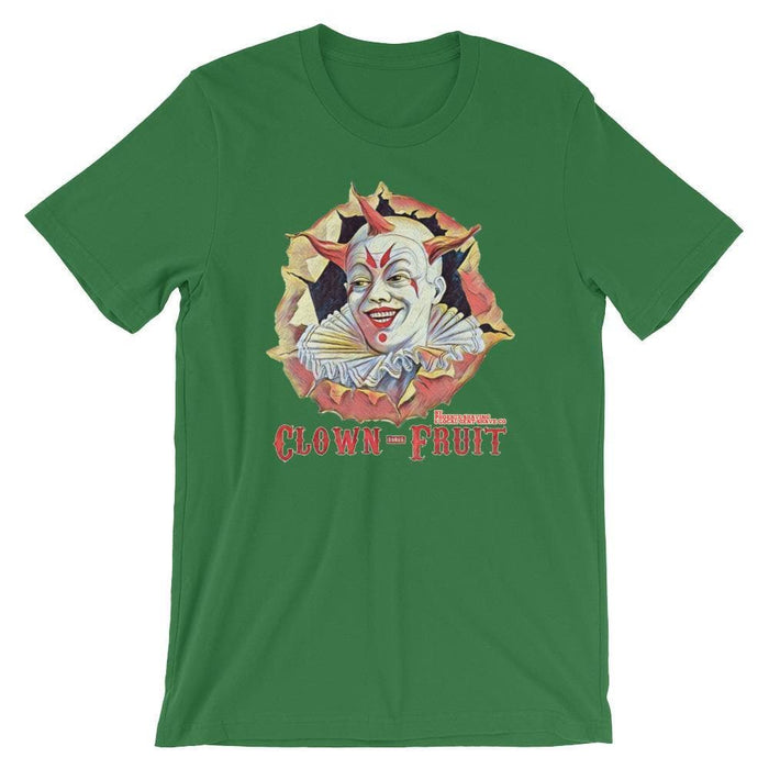 Clown Fruit Short-Sleeve Unisex T-Shirt - Phoenix Artisan Accoutrements