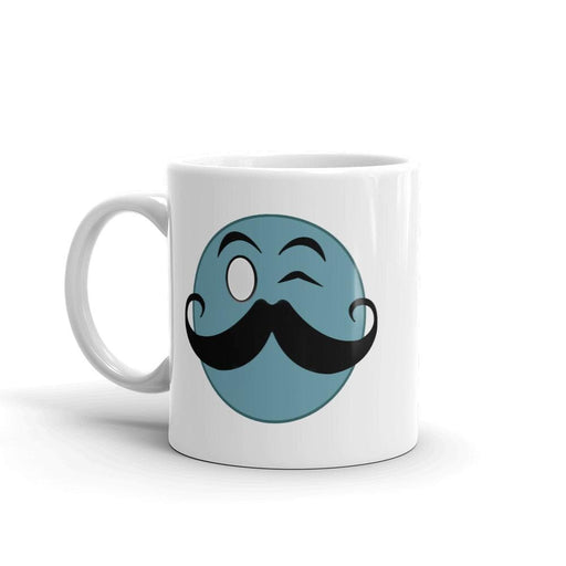 How To Grow A Moustache Forum Coffee Mug - Phoenix Artisan Accoutrements