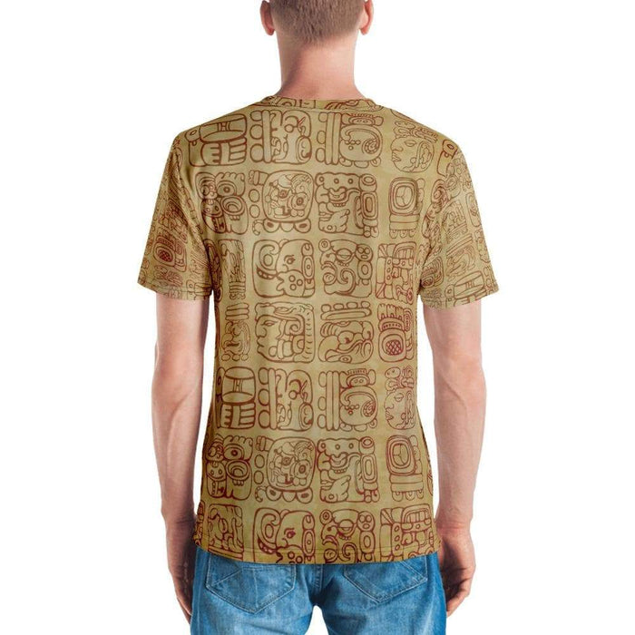 Copalli All Over Print Men's T-shirt - Phoenix Artisan Accoutrements