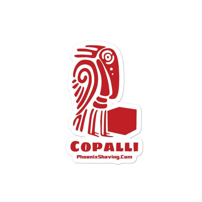 Copalli Vinyl Sticker 2 | 3 Sizes - Phoenix Artisan Accoutrements