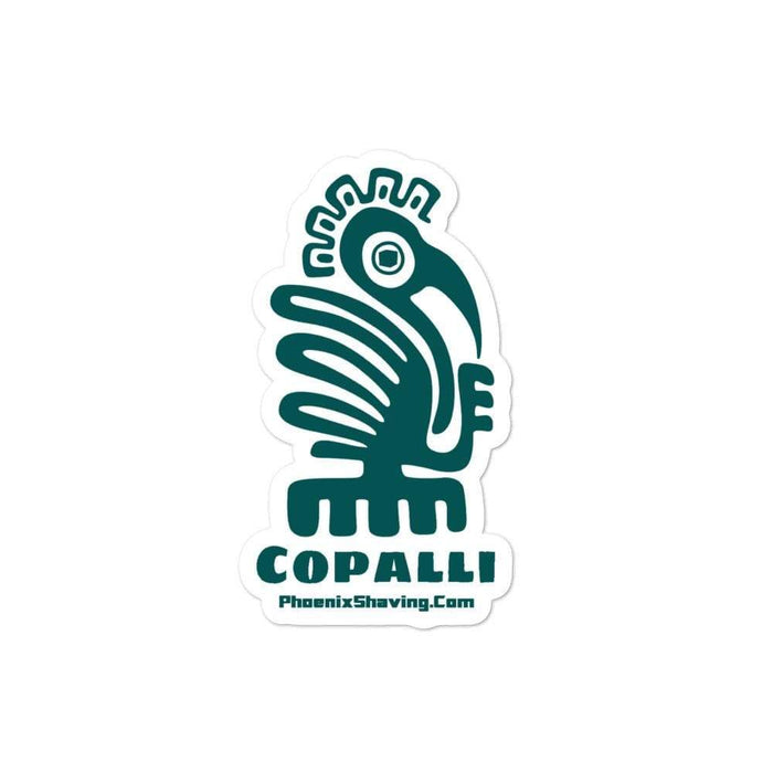 Copalli Vinyl Stickers | 3 Sizes - Phoenix Artisan Accoutrements