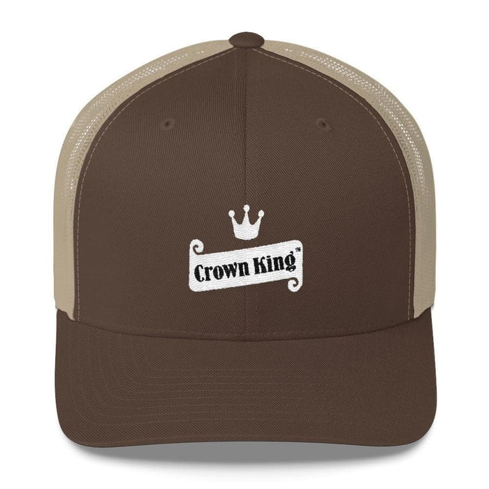 Crown King Trucker Cap - Phoenix Artisan Accoutrements