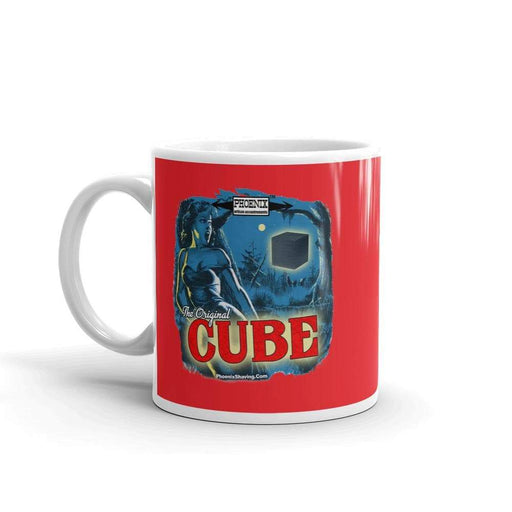 CUBE Coffee Mug - Phoenix Artisan Accoutrements