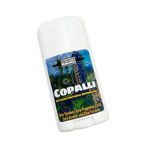 Copalli Natural Deodorant | Sport Strength - Phoenix Artisan Accoutrements