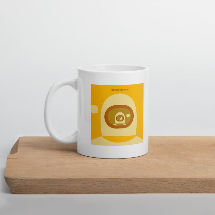 Doppelgänger Gold Label Coffee Mug | Available in 2 Sizes! - Phoenix Artisan Accoutrements