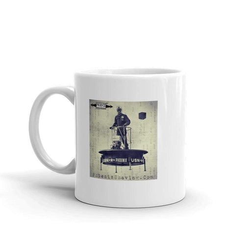 "Douglas Smythe ""A Day in the Life"" Epic Coffee Mug 