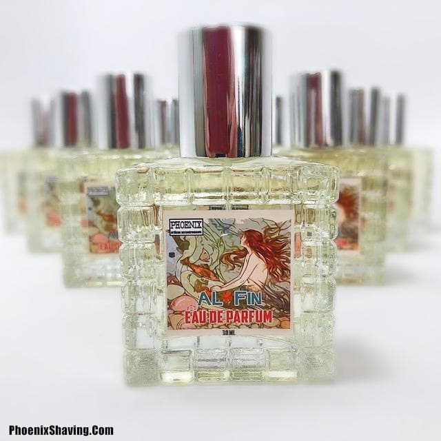 Al Fin Eau De Parfum (EDP) - Lightly Mentholated - Phoenix Artisan Accoutrements