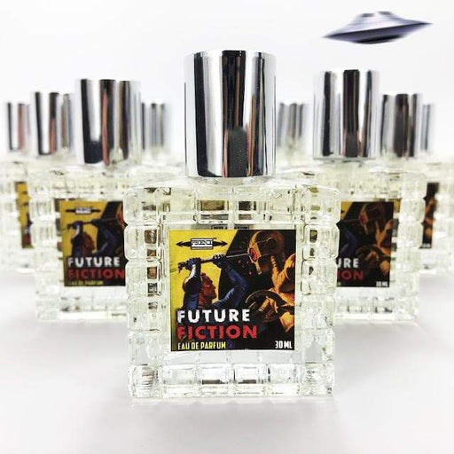 Future Fiction Eau De Parfum - Bright, Citrusy, Refreshing! - Phoenix Artisan Accoutrements