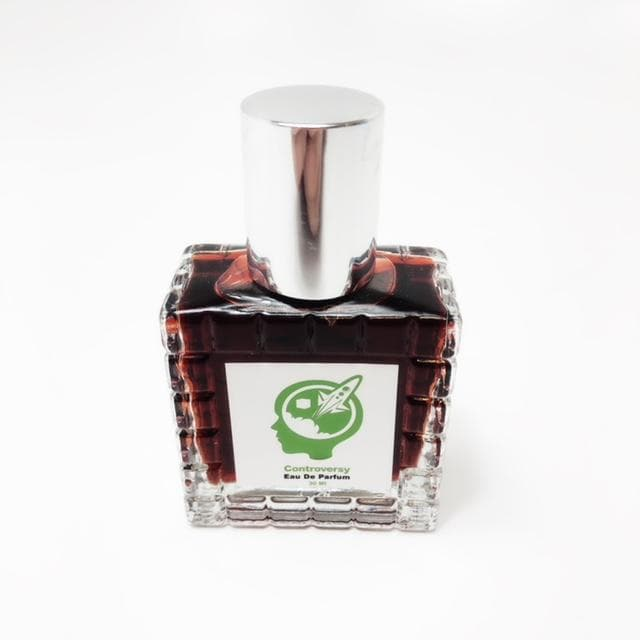 Controversy Ea De Parfum - Patchouli, Sandalwood, Leather, Damar Resin, Rose & Tobacco Absolute - Phoenix Artisan Accoutrements