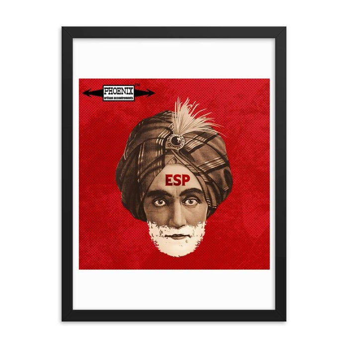 ESP Art Print | Available in 9 Sizes - Phoenix Artisan Accoutrements