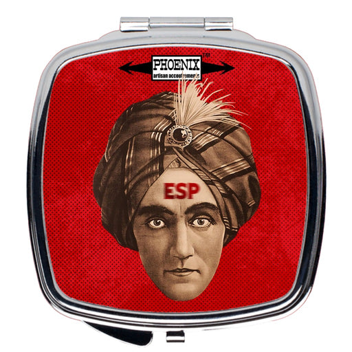 ESP Compact Travel Mirror - Phoenix Artisan Accoutrements