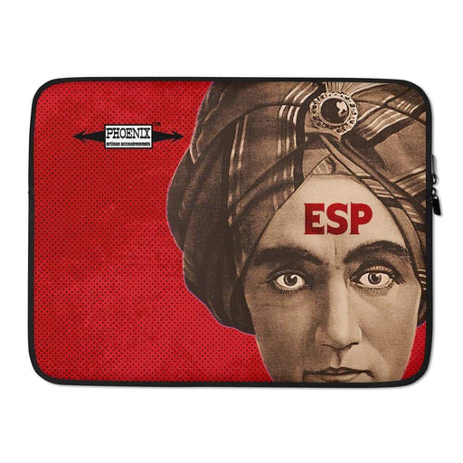 ESP Laptop Sleeve | Available in 2 Sizes - Phoenix Artisan Accoutrements
