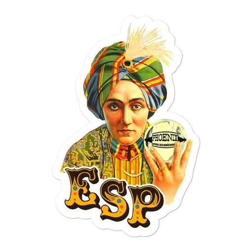 ESP Vinyl Sticker | 3 Sizes - Phoenix Artisan Accoutrements