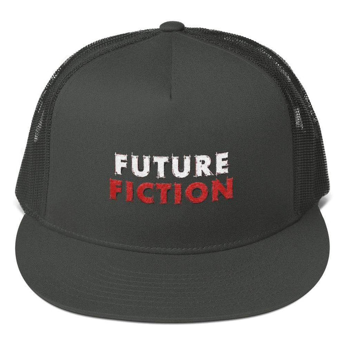 Future Fiction Embroidered Mesh Back Snapback - Phoenix Artisan Accoutrements
