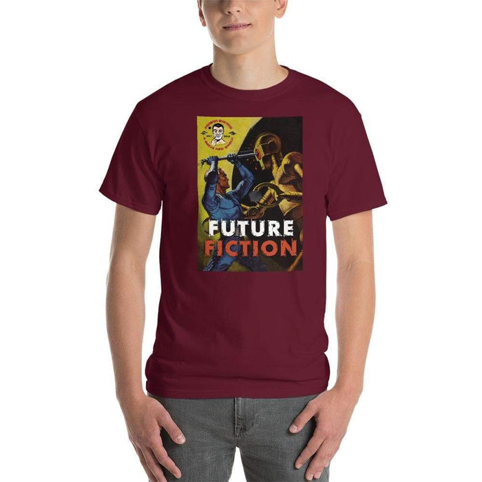 Future Fiction Short-Sleeve T-Shirt - Phoenix Artisan Accoutrements