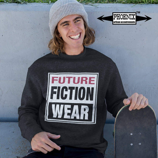 Future Fiction Sweatshirt - Phoenix Artisan Accoutrements