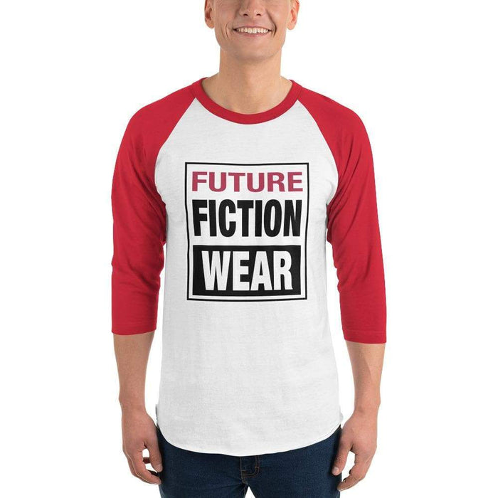 Future Fiction Wear 3/4 sleeve raglan shirt - Phoenix Artisan Accoutrements