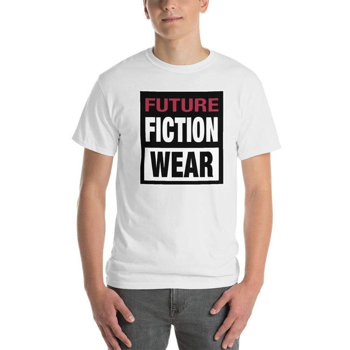 Future Fiction Wear Black Short-Sleeve T-Shirt - Phoenix Artisan Accoutrements