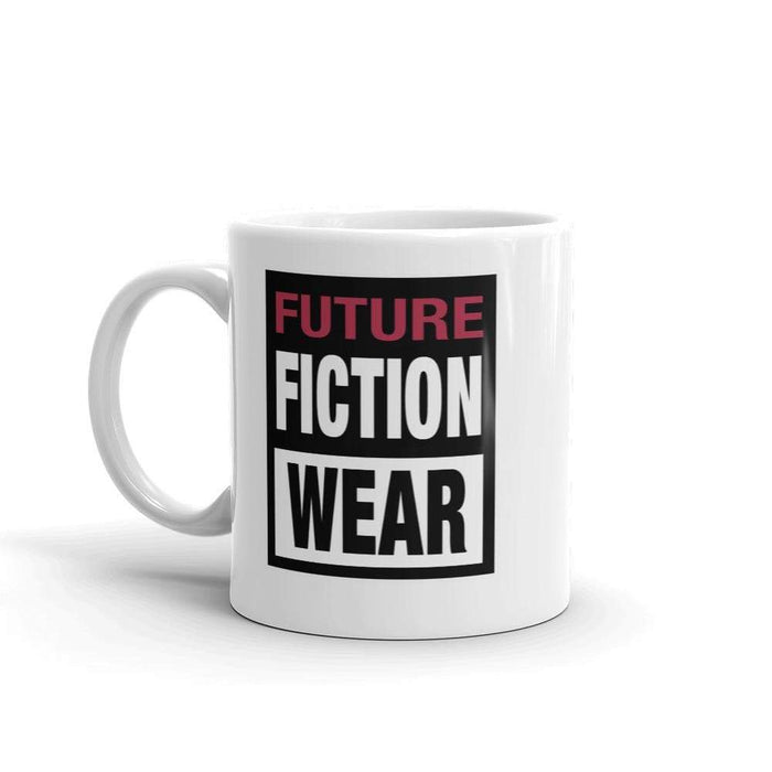 Future Fiction Wear Coffee Mug - Phoenix Artisan Accoutrements