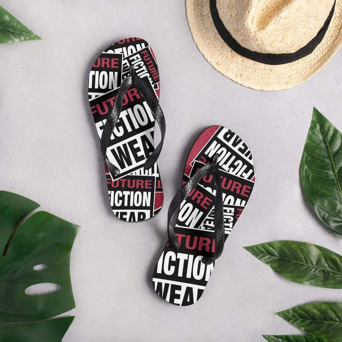 Future Fiction Wear Flip-Flops - Phoenix Artisan Accoutrements