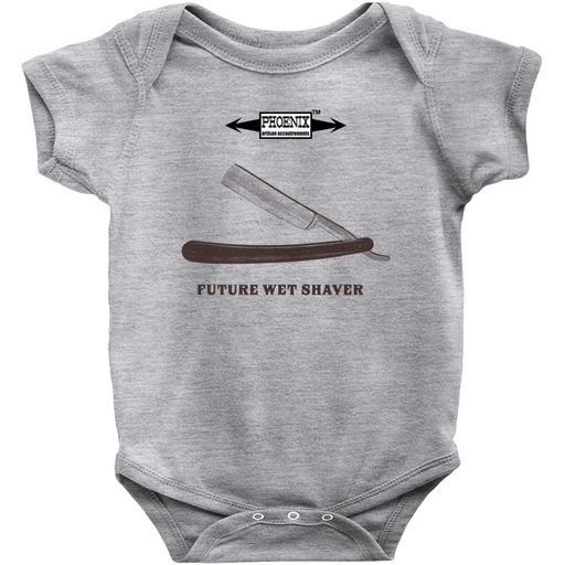 Future Wet Shaver Infant Jump Suit - Phoenix Artisan Accoutrements