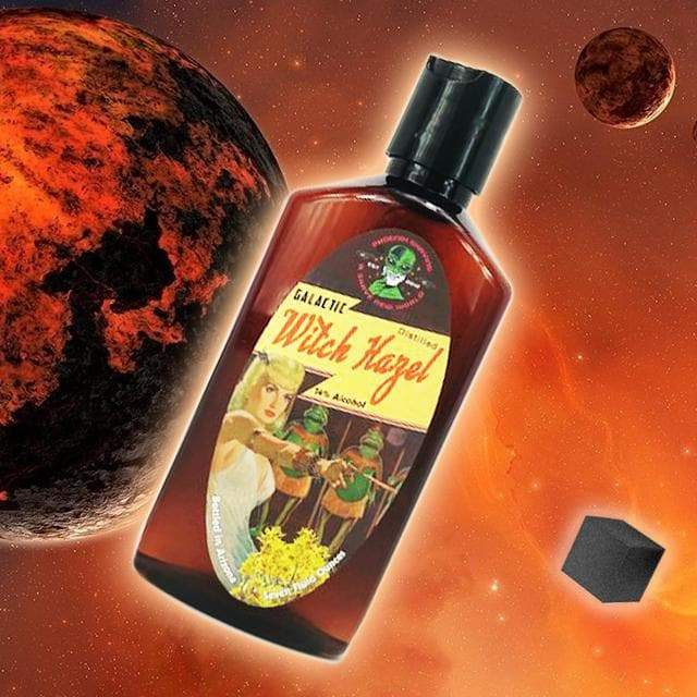 Galactic Witch Hazel - A Classic Distilled Astringent and Toner - Phoenix Artisan Accoutrements