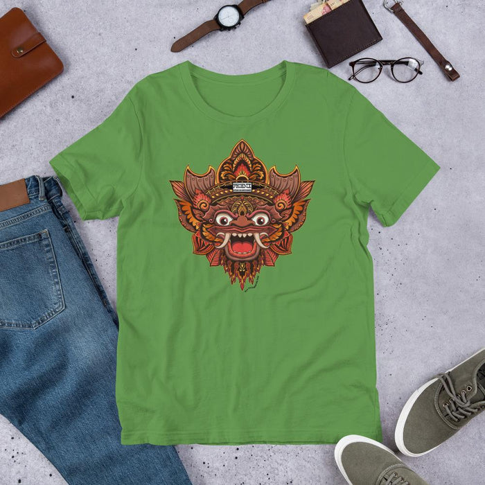 Garden Of Bali Short-Sleeve Unisex T-Shirt | An Epic Phoenix Shaving Classic! - Phoenix Artisan Accoutrements