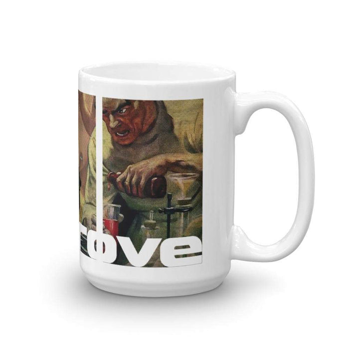 Grove Coffee Mug - Phoenix Artisan Accoutrements