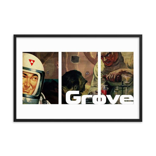 Grove Framed Print | Available in Multiple Sizes! - Phoenix Artisan Accoutrements
