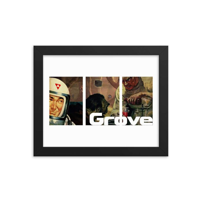 Grove Framed Print - Phoenix Artisan Accoutrements