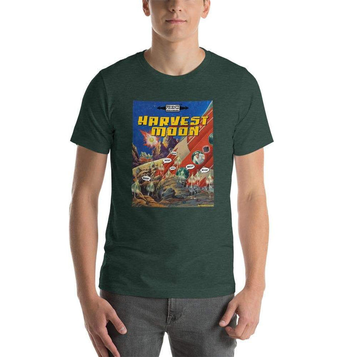Harvest Moon 2 Short-Sleeve Unisex T-Shirt - Phoenix Artisan Accoutrements