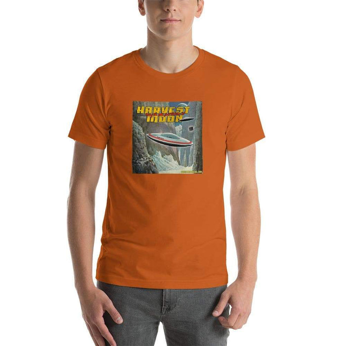 Harvest Moon Short-Sleeve Unisex T-Shirt 1 - Phoenix Artisan Accoutrements