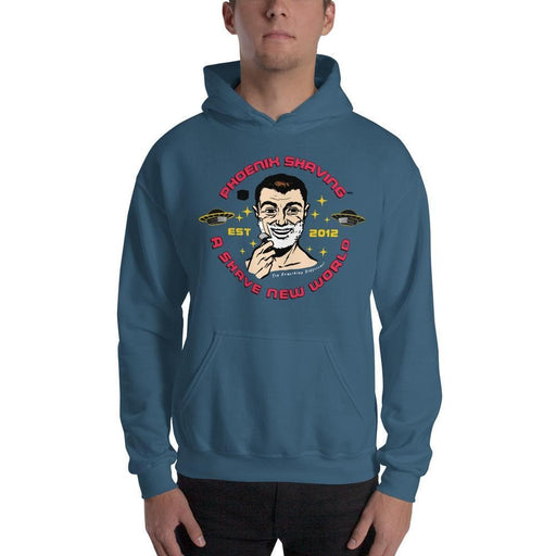 Official Phoenix Shaving Club Hooded Sweatshirt - Phoenix Artisan Accoutrements