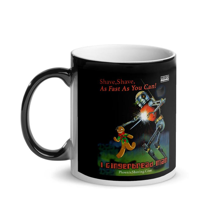 I Gingerbread Man Glossy Magic Coffee Mug! - Phoenix Artisan Accoutrements