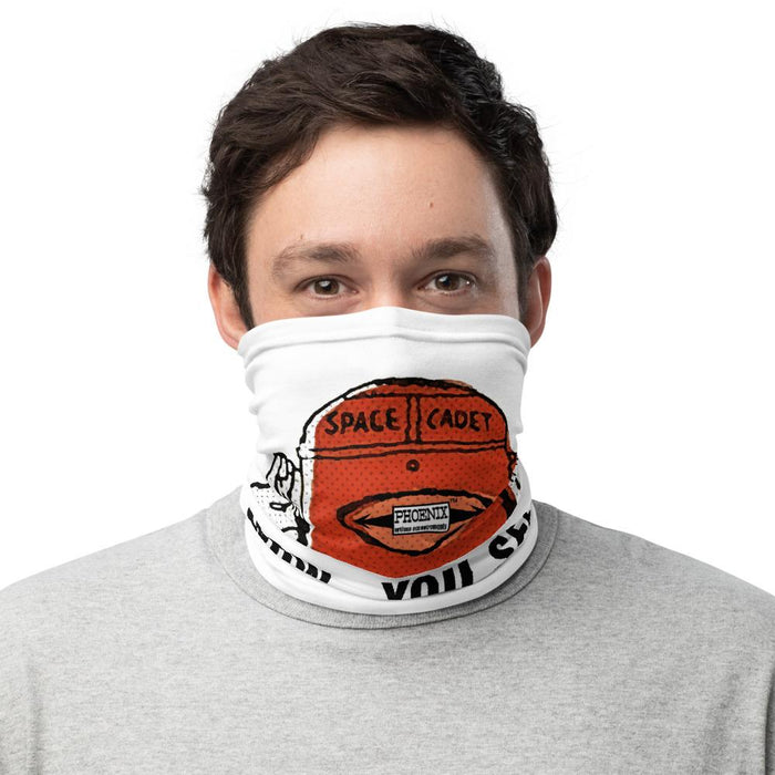 Invisibility Face Mask/Neck Gaiter - Phoenix Artisan Accoutrements