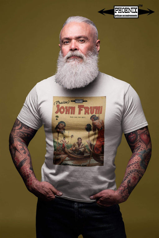 John Frum Cannibal Run Short-Sleeve Unisex T-Shirt - Phoenix Artisan Accoutrements