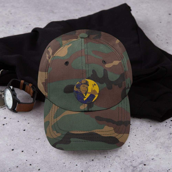 John Frum Stealth Mission Hat - Embroidered - Phoenix Artisan Accoutrements