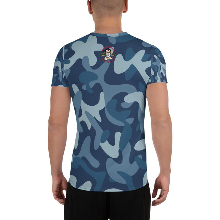 John Frum Wicking Athletic T-shirt | Anti-Microbial Fabric - Phoenix Artisan Accoutrements