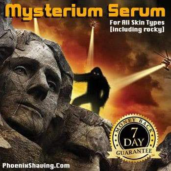 Mysterium Serum | Advanced Fragrance Free & Alcohol Free Aftershave Balm | 100ml | - Phoenix Artisan Accoutrements