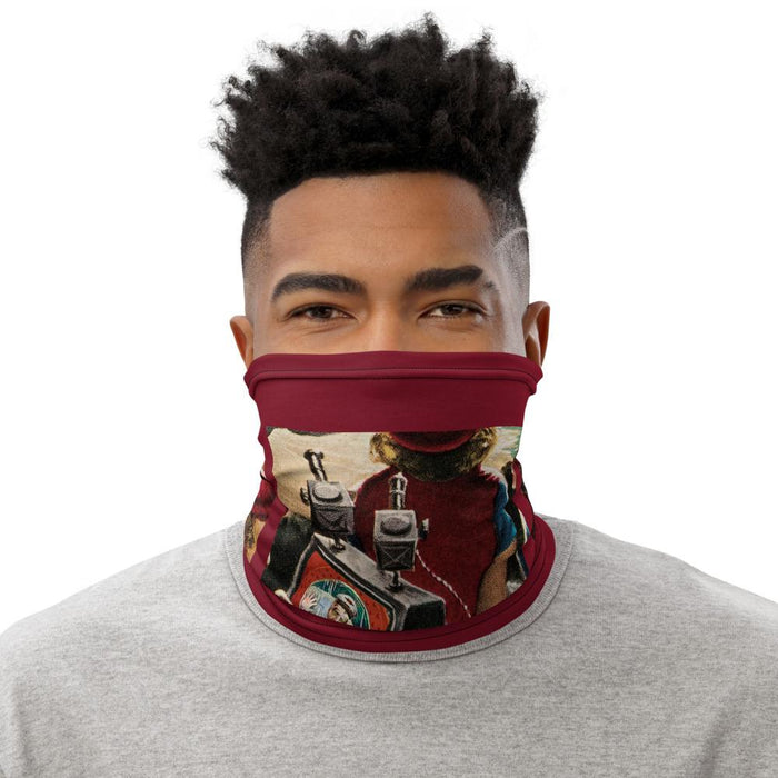 Malbolge Face Mask/Neck Gaiter - Phoenix Artisan Accoutrements