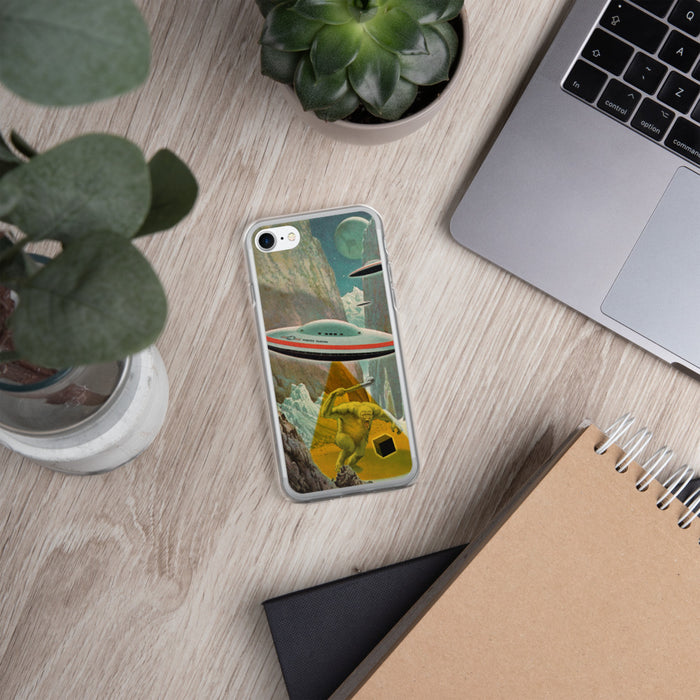 Yeti Or Not Phoenix Shaving iPhone Case | Available in 12 Sizes! - Phoenix Artisan Accoutrements