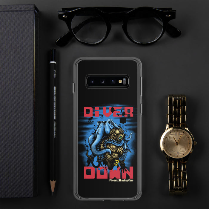 Diver Down Homage to the Original Seaforth Spiced! Samsung Case | Choose Size Option - Phoenix Artisan Accoutrements