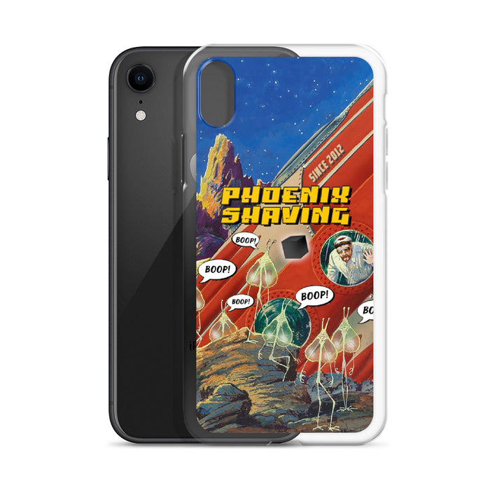 Phoenix Shaving Crash Pad iPhone Case | Available in 12 Sizes - Phoenix Artisan Accoutrements