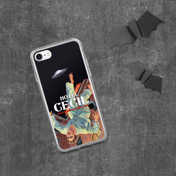 Hotel Cecil iPhone Case | Available in 12 Sizes - Phoenix Artisan Accoutrements