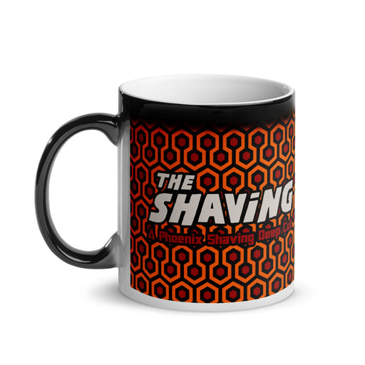 The Shaving Glossy Magic Coffee Mug - Phoenix Artisan Accoutrements
