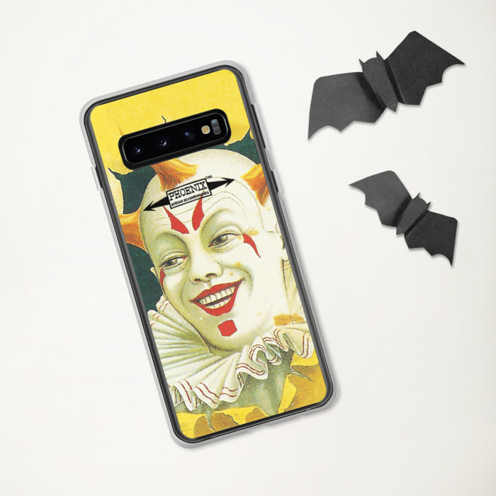 Clown Fruit Samsung Case | Available in 6 Sizes! - Phoenix Artisan Accoutrements
