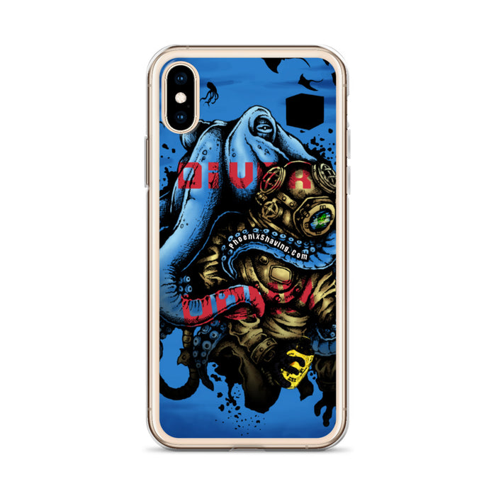 Diver Down Homage to The Original Seaforth Spiced! iPhone Case | Available in 12 Sizes - Phoenix Artisan Accoutrements