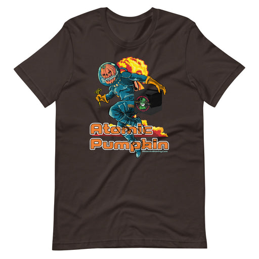 Atomic Pumpkin 2020 & Toxic Toggle Short-Sleeve Unisex T-Shirt - Phoenix Artisan Accoutrements